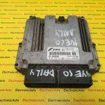 ECU Calculator Motor Iveco Daily 2.3D, 0281032557, 5801919281, 10R057789