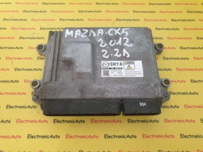 ECU Calculator Motor Mazda CX5 2.2D, SH1A18881E, 2757005065