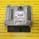ECU Calculator Motor Mini Cooper 1.6D, 0281018991, DDE8519663