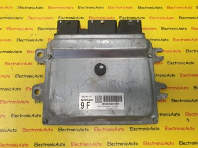 ECU Calculator Motor Nissan Juke 1.6, MEC940-160 D2 1607