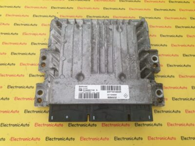 ECU Calculator Motor Renault Megane 3 1.5 DCi, S180067142A, 237101454R, SID305