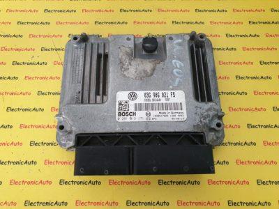 ECU Calculator Motor VW Eos 2.0TDi, 0281013171, 03G906021FS, EDC16U34