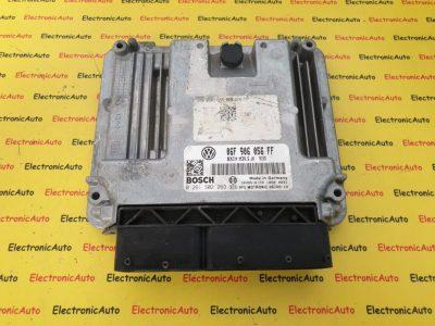 ECU Calculator Motor VW Golf 5/Jetta 2.0 FSi, 0261S02263, 06F 906 056 FF, MED9.5.10