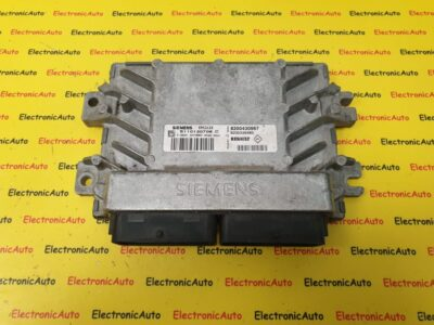 ECU Calculator Motor Dacia Logan, 8200430967, S110130706C, EMS3132