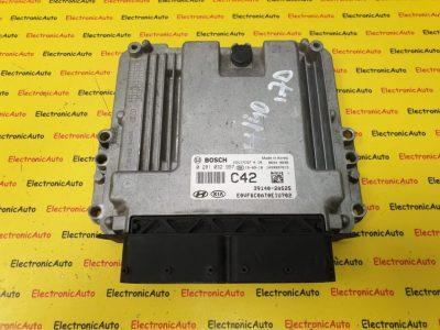 ECU Calculator Motor Hyundai i40 1.7 CRDi, 0281032997, 39140-2A525, EDC17C57