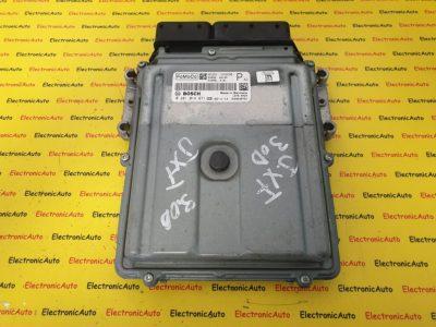 ECU Calculator Motor Jaguar XF 3.0TD, 0281014671, 9X2Q-12A650-PAD, EQ9GE