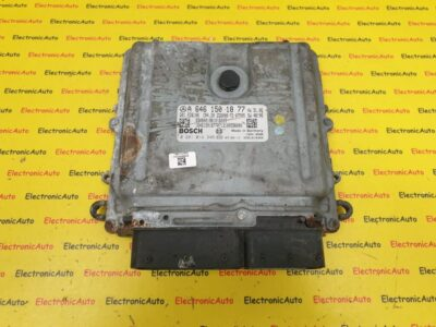 ECU Calculator Motor Mercedes Sprinter 2.2CDi, A6461501877, 0281014346