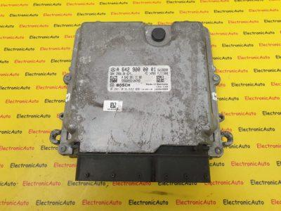 ECU Calculator Mtor Mercedes Sprinter 3.0, A6429000001, 0281018932