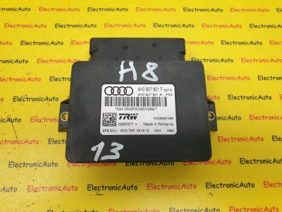 Calculator Frana mana Audi A6  A8 S8, 4H0907801F, 4H0907801A