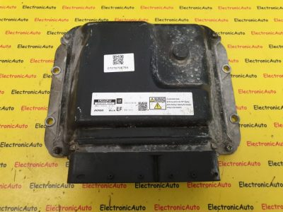 ECU Calculator Motor Opel Meriva A MPV X03 1.7CDTi, 8980258287, MB2758004767, 98025828EF