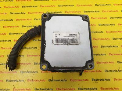 ECU Calculator Motor Opel Zafira 1.6, 09364499 DJTW