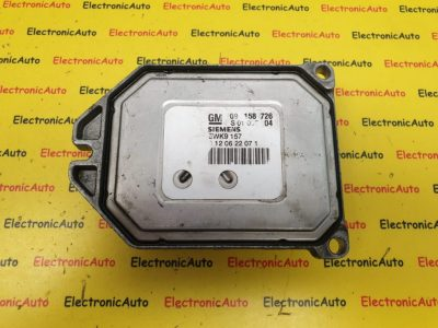 ECU Calculator Motor Opel Zafira 1.8, 09158726, 5WK9157