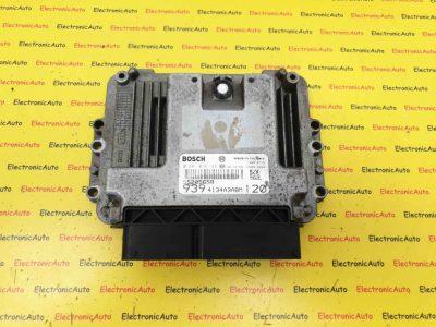 ECU Calculator Motor Alfa Romeo 159, 55205658, 0281012143