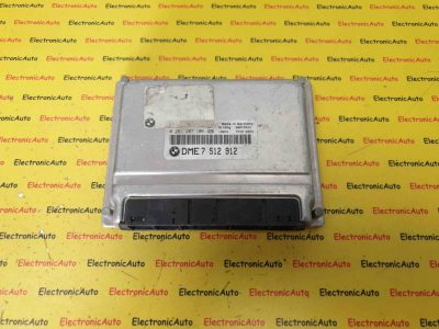 ECU Calculator Motor BMW X5 E53 4.4i, 0261207106, DME 7512912