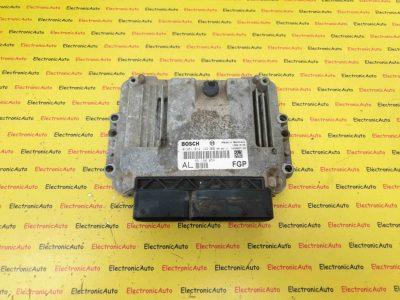 ECU Calculator Motor Opel Astra H 1.9CDTi, 55198054, 0281012122, FGP