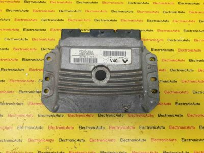 ECU Calculator Motor Renault Megane 1.6, 237100132R, 237100131R, V29004369A, V40