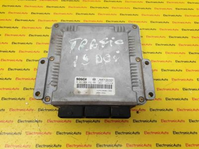 ECU Calculator Motor Renault Trafic 1.9DCi, 0281010632, HOM8200051608, 8200118526