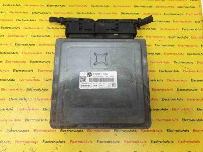 ECU Calculator Motor VW Passat 2.0TDi, 03G906018A, 5WP45502AD, PPD1.1