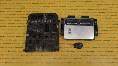 Kit Pornire Peugeot Partner 1.9 9650360480, 9650359580