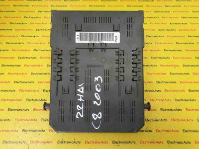 Panou Sigurante BSI Citroen C8, Peugeot 807 2.2JHDi, 9649477380-IH, BSI V02-00