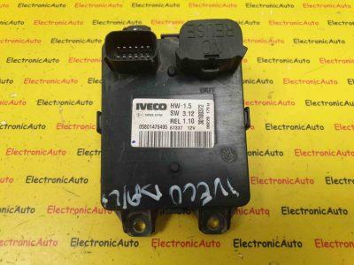 Calculator Control Inchidere Centralizata Iveco Daily VI, 30100372, 05801479495