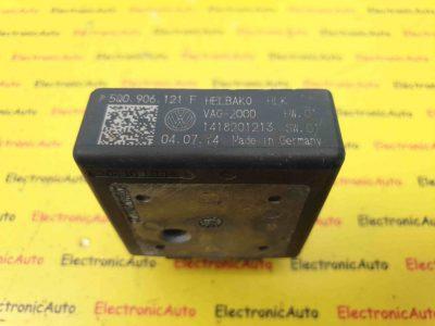 Calculator Control Pompa Combustibil, VW, Audi, Skoda, 5Q0906121-F, HLK