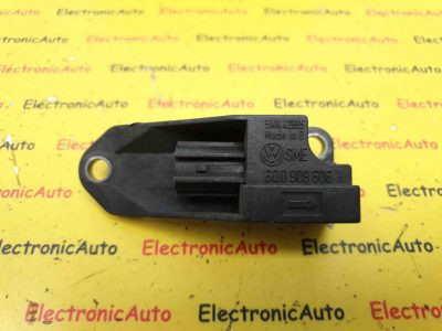 Senzor Airbag Lateral Volkswagen, Skoda,  6Q0909606K, 5WK42895,