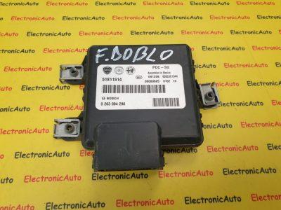 Calculator senzori parcare Fiat Doblo 51811514, 0263004298