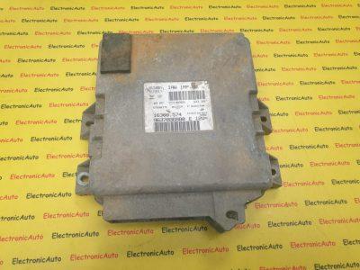 ECU Calculator motor Peugeot 206 1.1 9637086880, IAW1AP80
