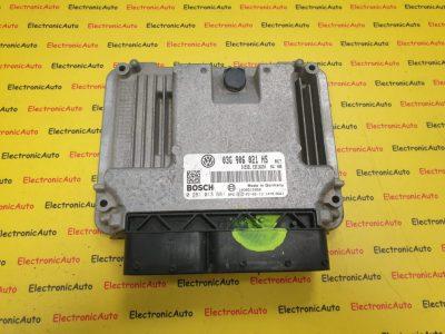 ECU Calculator motor VW Caddy 1.9 tdi 03G906021HS, 0281013681