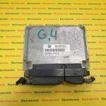ECU Calculator motor VW Golf4 1.6 06A906019L, 5WP439604