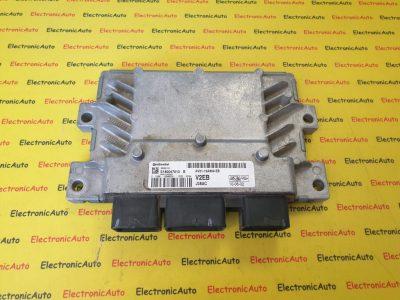 ECU Calculator motor Ford Fiesta 1.25 AV21-12A650-EB, EMS2102, S180047013B