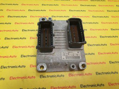ECU Calculator motor Lancia Y 1.2 46801963, 0261206984 ME73H4L001,
