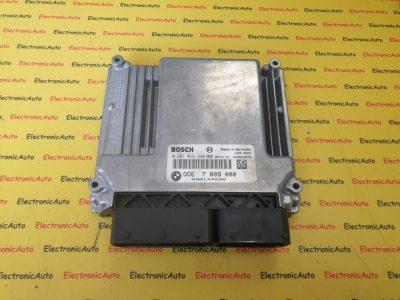 ECU Calculator motor Bmw 520 d DDE7809000, 0281014238