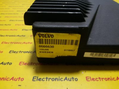 Amplificator audio Volvo 8666630, 10096