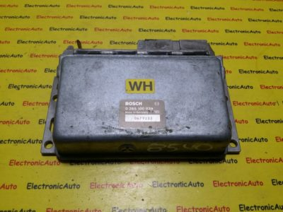 ECU Calculator motor Ford Sierra 88BB12A297AD, 9C10