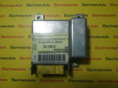 Calculator airbag Ford Mondeo  97BG14B056DD 97BG 14B056 DD