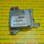 Calculator airbag Nissan Micra 0285001411