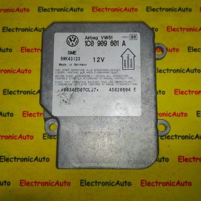 Calculator airbag VW Passat 1C0909601A INDEX 06