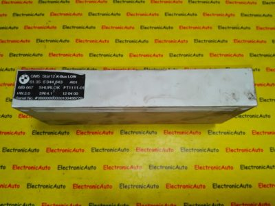 Calculator confort BMW Seria3, E46 61356944843