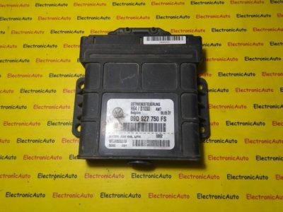 Calculator cutie automata Audi Q7, VW Touareg  09D927750FS, MTJA026249