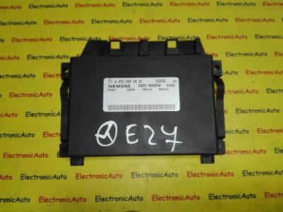 Calculator cutie automata Mercedes E-class A0325453432