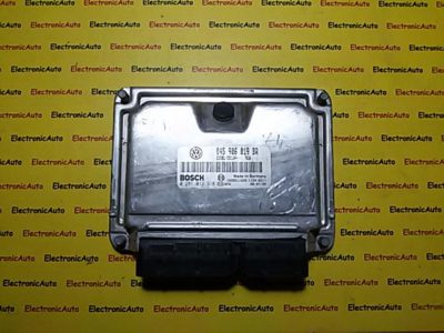 Calculator ECU motor Skoda Fabia 045906019BR, 0281012318
