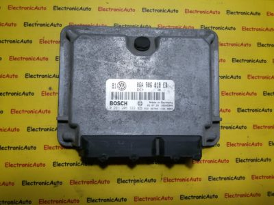Calculator ECU motor VW Golf4 2.0 06A906018ED, 0261206322