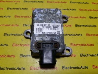 Calculator ESP Peugeot 407 2.0 9645884180, 13665706