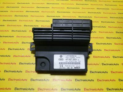 Calculator Modul Confort Audi A6 4F C6 4F0907280A, 4F0 907 280A