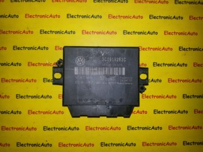 Calculator senzori parcare VW Passat B6 3C0919283C