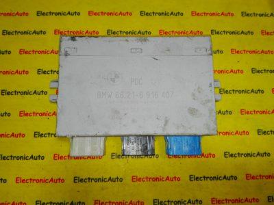 Calculator senzori pe parcare BMW X5 66216916407