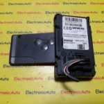 Citire Card Renault Scenic 2 1.5DCI S118539002B, 8200125077