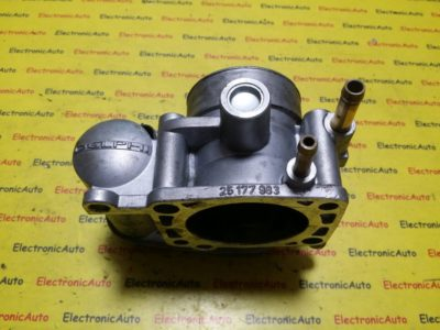 Clapeta acceleratie Opel Astra G 25177983, 24310B4017
